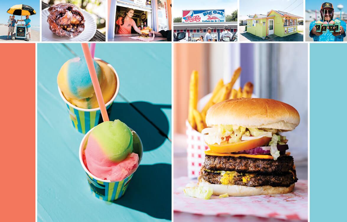Island Eats: 12 Flip-Flop-Friendly Restaurants