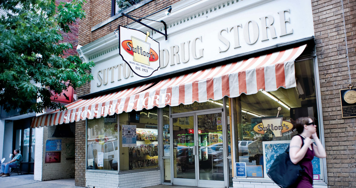 Tar Heel Tradition: Sutton's Drug Store | Our State Magazine