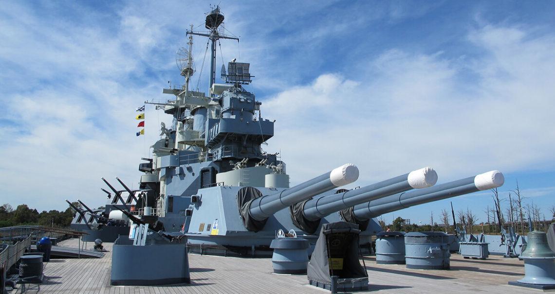Saving the Battleship North Carolina