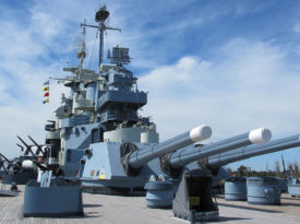 Saving the Battleship North Carolina
