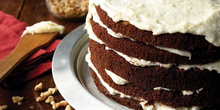 Chocolate Potato Layer Cake