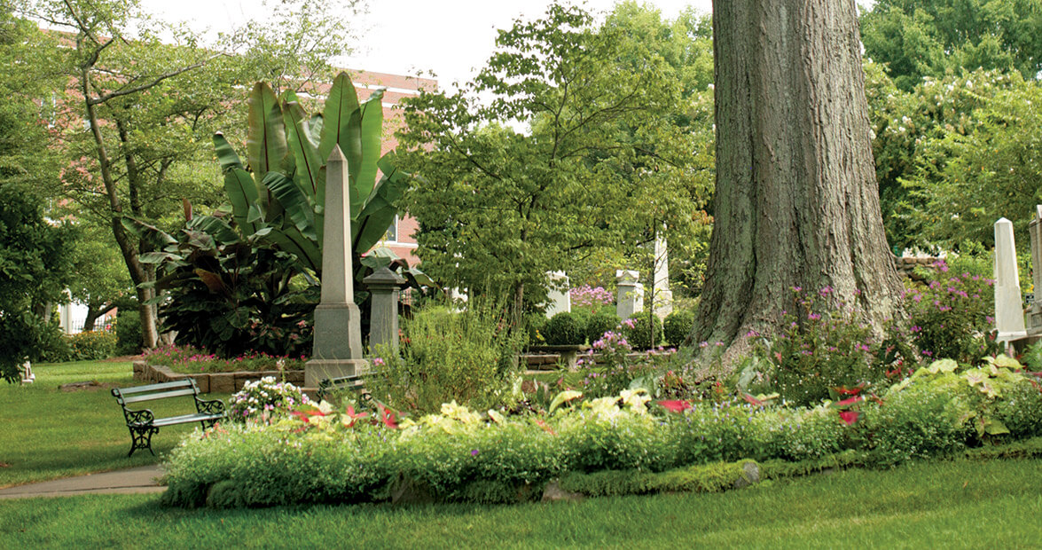 A Place Of Life Concord Memorial Garden Our State