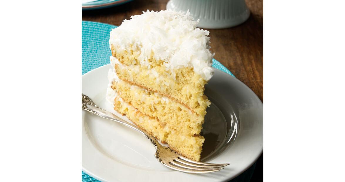 Coconut Cake Recipe | Our State Magazine
