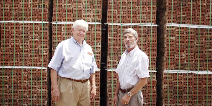 Sonny-Rankin-and-Mike-Foster-of-Statesville-brick-Company