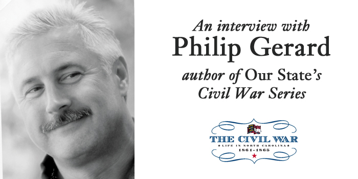 Philip Gerard Interview