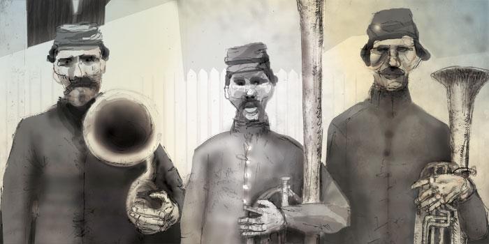 Civil-War-Bands