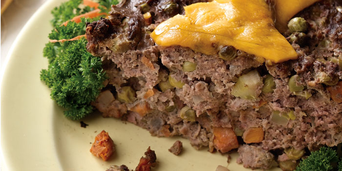 vegetablemeatloaf