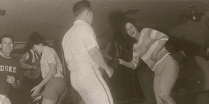 Nags Head Casino, Nags Head North Carolina, 1962