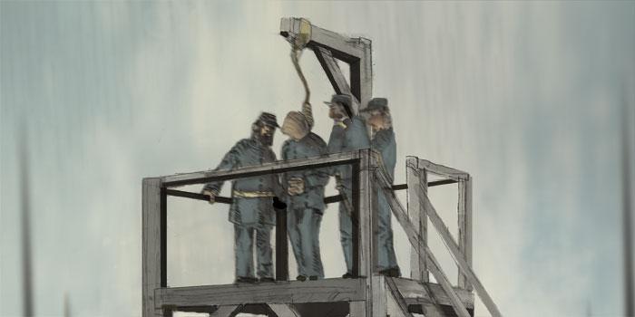 civil war in North Carolina kinston hangings