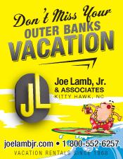 Outer Banks North Carolina Vacation Rentals