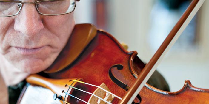 John Montgomery, Violin Maker
