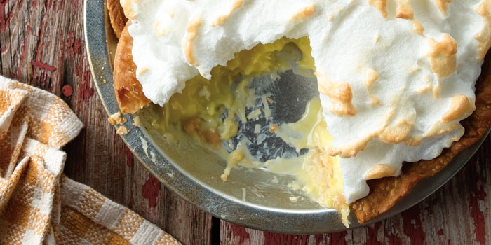 Coconut Pie from
