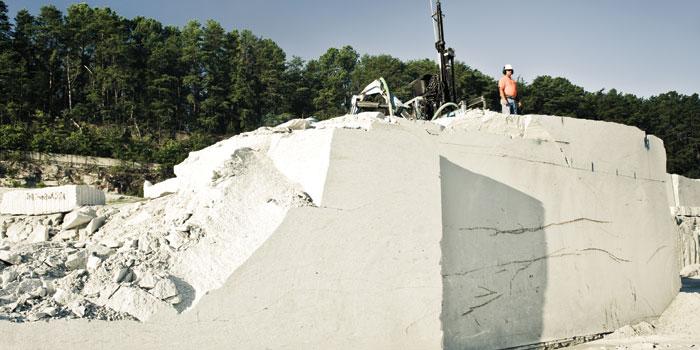 North Carolina Granite Corp in Mt Airy North Carolina