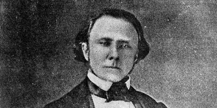 William Holland Thomas in 1858