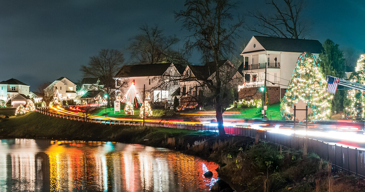 How McAdenville Became Christmas Town USA | Our State