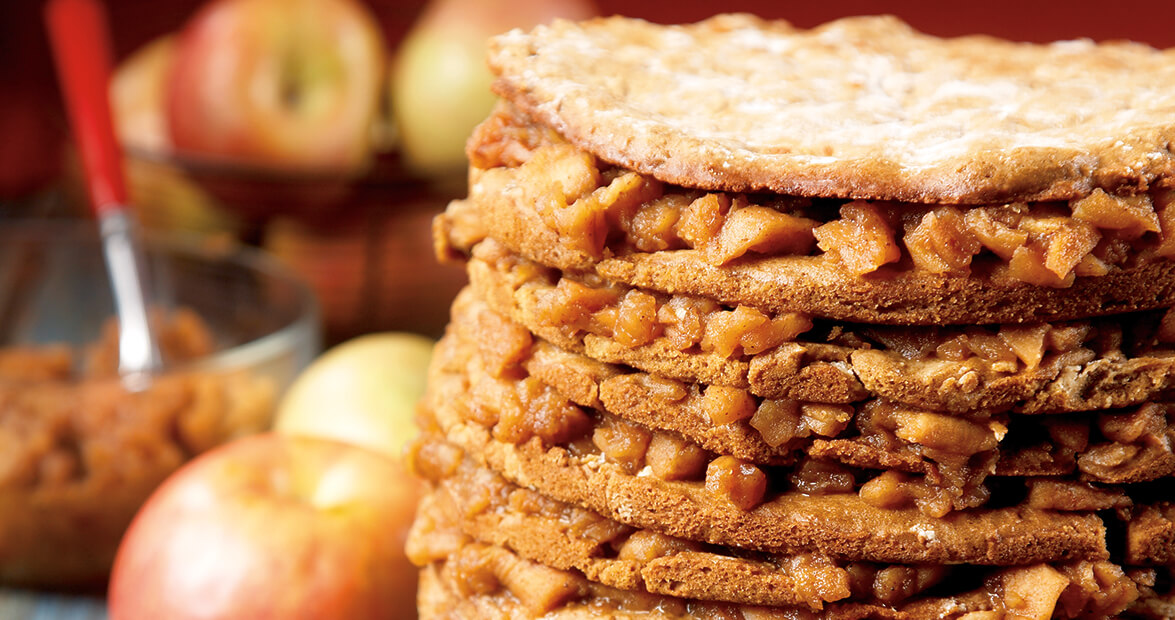 Appalachian Apple Stack Cake Recipe | Our State Magazine