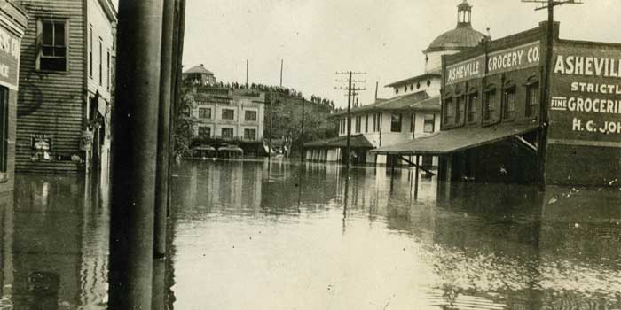 Flood of 1916