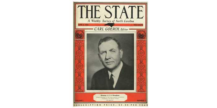 Carl Goerch The State