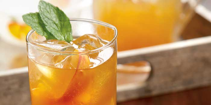 Carolina Peach Iced Tea