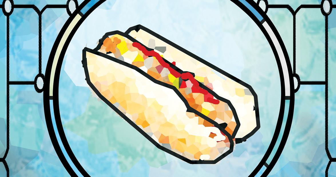 hotdog church feat
