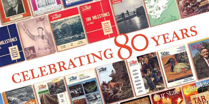 Our State 80th Anniversary
