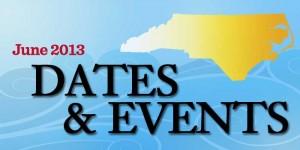 June 2013 Dates & Events
