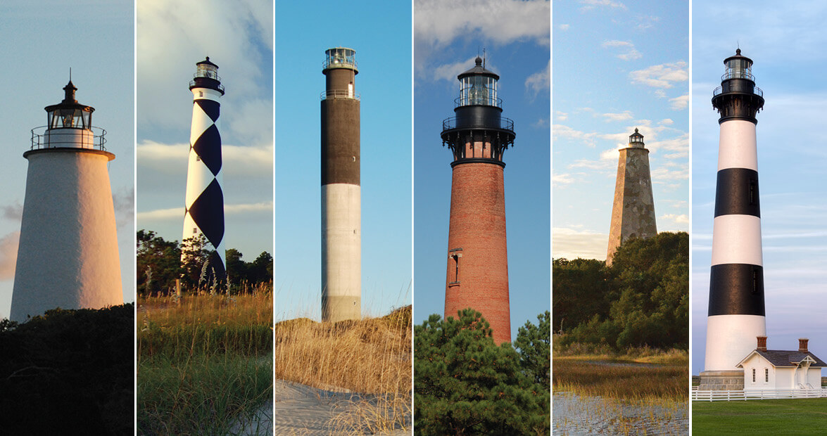Outstanding A Brief History Of North Carolinas 7 Lighthouses Our Download Free Architecture Designs Rallybritishbridgeorg