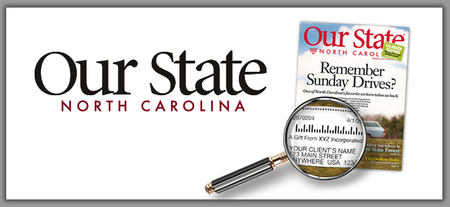 Our State Corporate Discount Gift Subscription