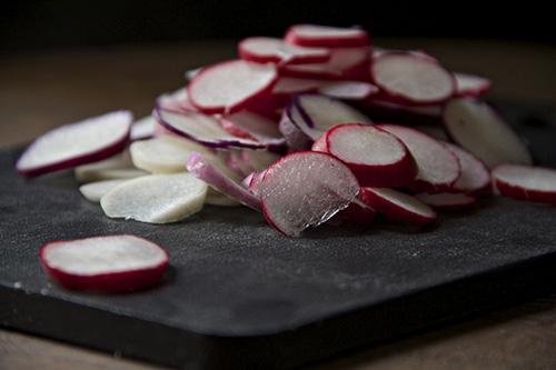 pickled radishes 2