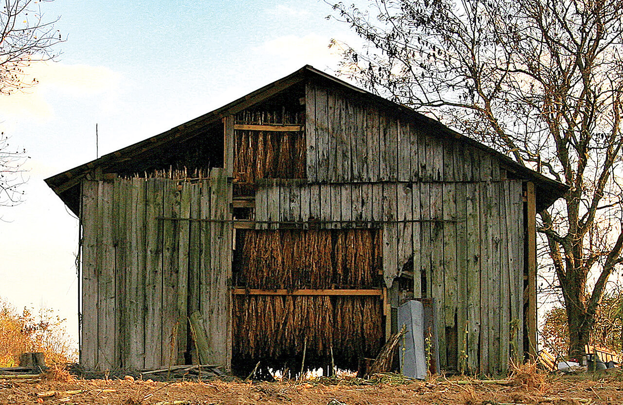 The Story Of Tobacco Barns In North Carolina Our State