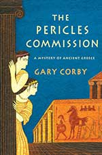The Pericles Commission by Gary Corby