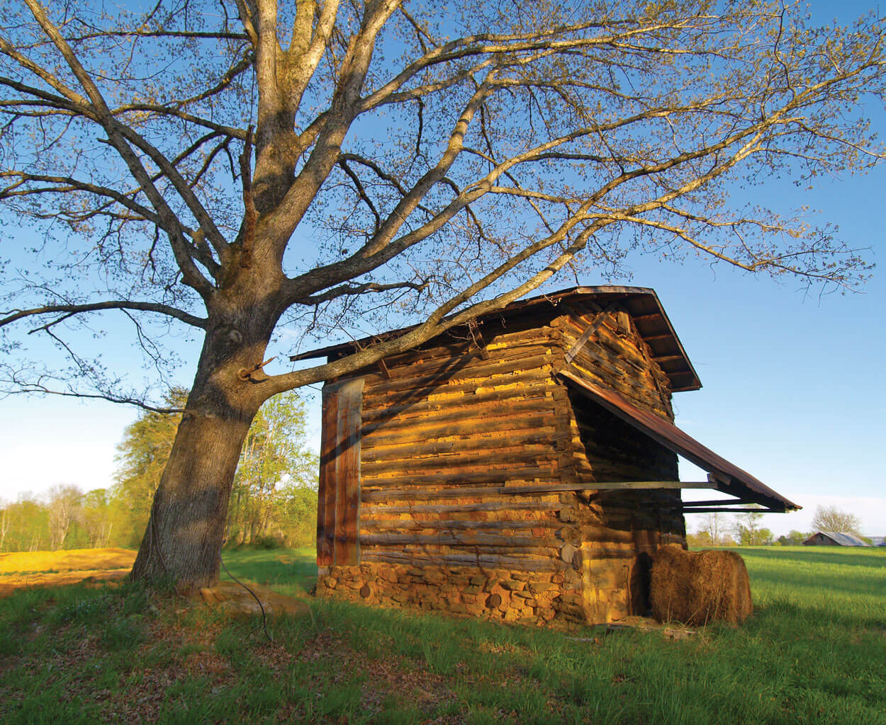 The History Of Nc Tobacco Barns Our State Magazine