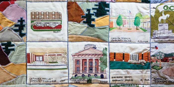 Community College Quilt