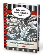 St. James United Methodist Church Cookbook