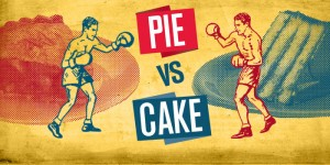 Join us in deciding once and for all whether North Carolina is a pie state or a cake state with the Our State Pie vs. Cake Tournament.