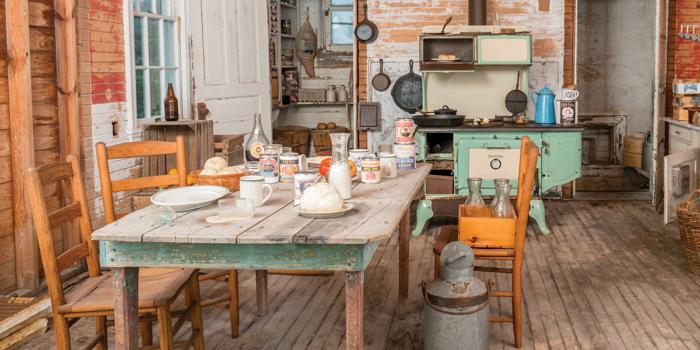 Historic Kitchen