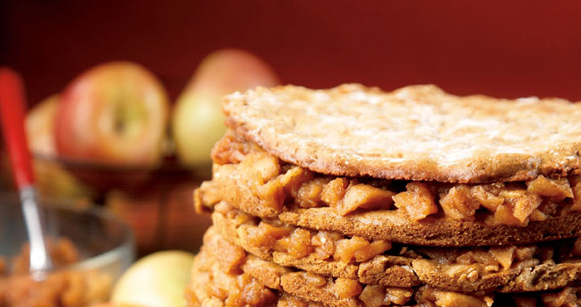 Appalachian Apple Stack Cake Recipe Our State Magazine