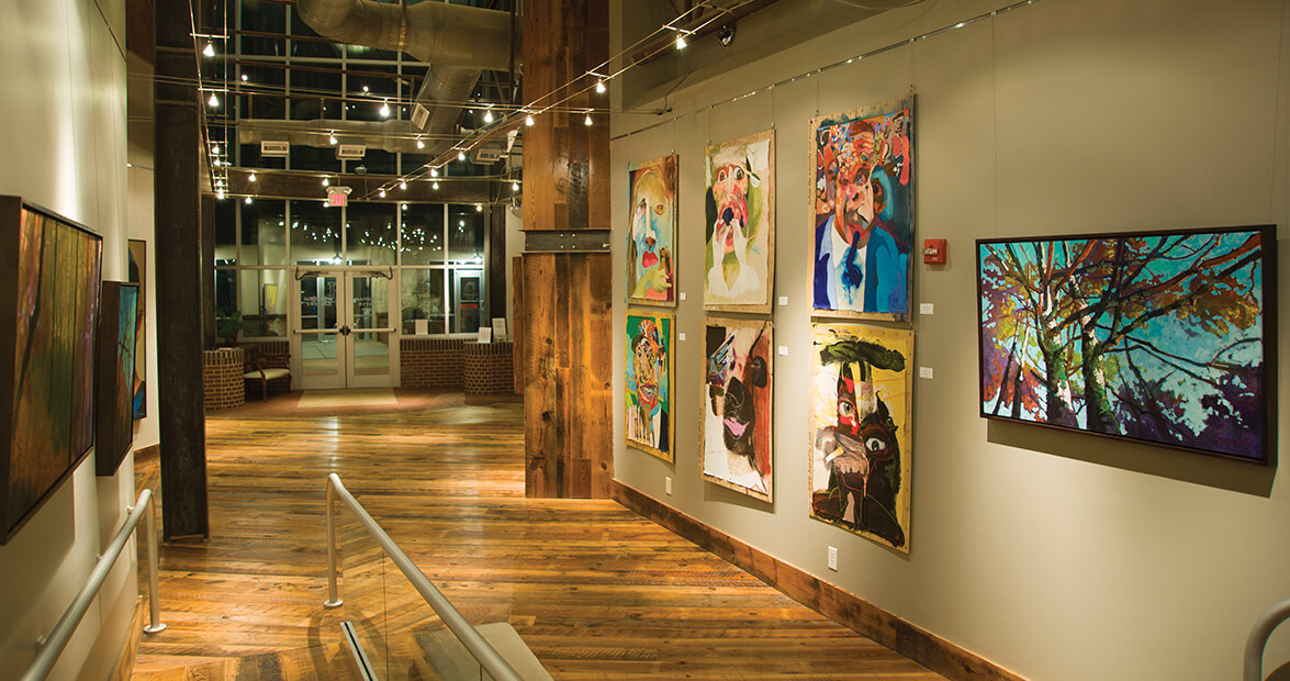Yadkin Cultural Arts Center