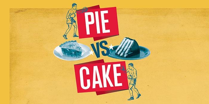 Pie vs Cake