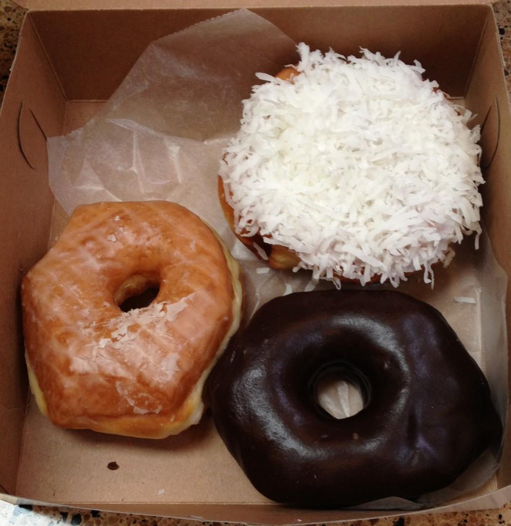 Sweet Shoppe Doughnuts