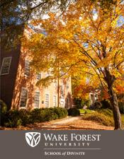 WFU School of Divinity