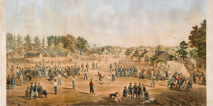 civil war baseball feature