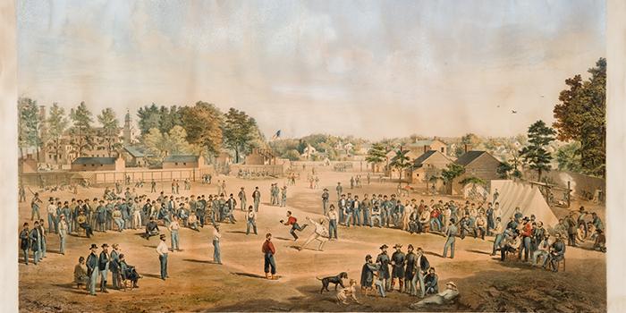 civil war baseball feature