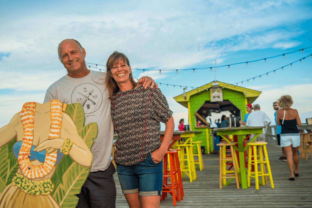 Summer's Soundtrack: Tiki Pier at Carolina Beach | Our State