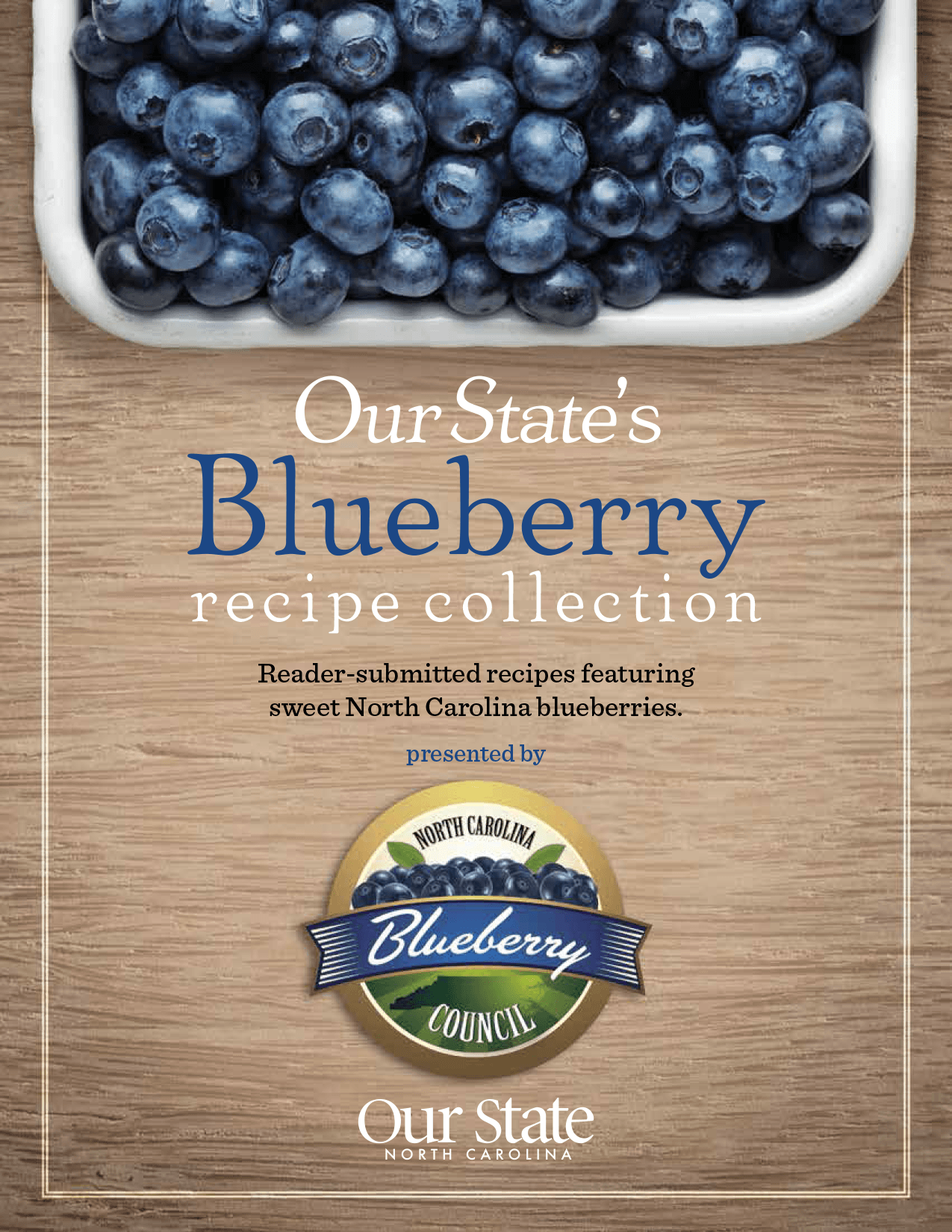 blueberry collection cover