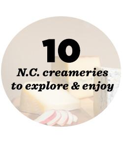 10 creameries you should visit