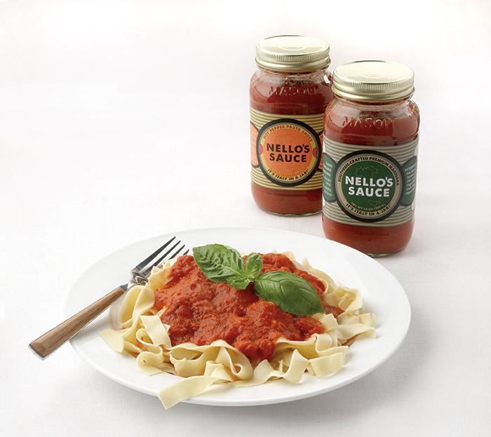 Spaghetti_Nello Sauce