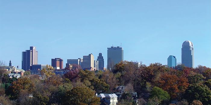 Winston skyline