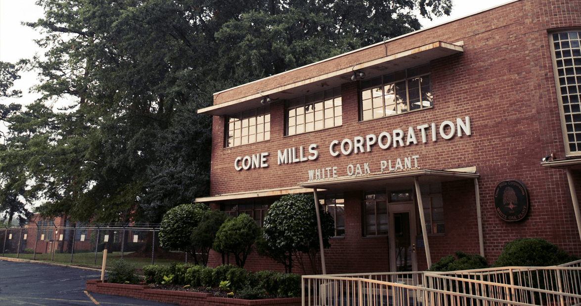 cone mills feat