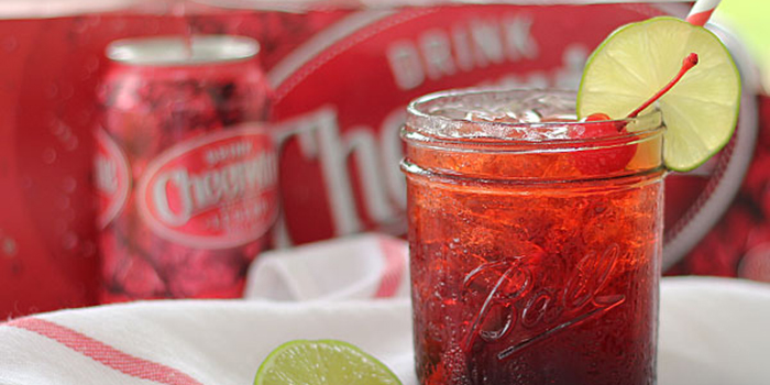 cheerwine feature
